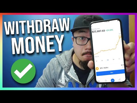 How To Withdraw Money From Coinbase (Sell And Buy Bitcoin)