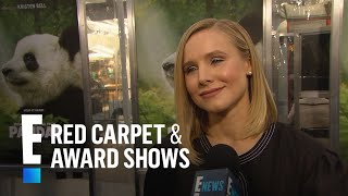 Kristen Bell Talks Balancing Parenthood With Dax Shepard   E! Live from the Red Carpet