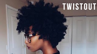 One of Ambrosia Malbrough's most viewed videos: 4B/4C NATURAL HAIR | TWIST OUT + FLAT TWIST OUT COMBO