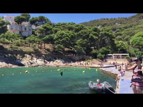 Motorcycle Trip to Costa Brava in Spain