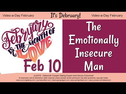 The Insecure Man Who Feels Inadequate and Lacks Confidence - YouTube