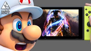 NINTENDO NOT FAKING ANYTHING, SKYRIM SWITCH RELEASE DATE, MORE SUMMER INDIES!