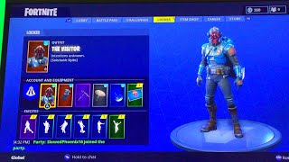 UNLOCKING THE BLOCKBUSTER SKIN AND THE OMEGA TIER 100 FORTNITE BATTLE ROYALE !!!!