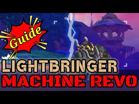 Guide for LightBringer Machine Revo Build RoM