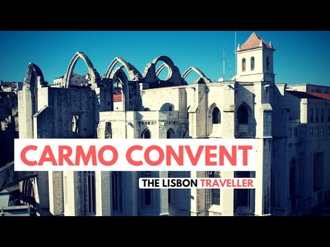 Ep2: Carmo Convent: Witness of the Earthquake 1755 in Lisbon (Portugal)