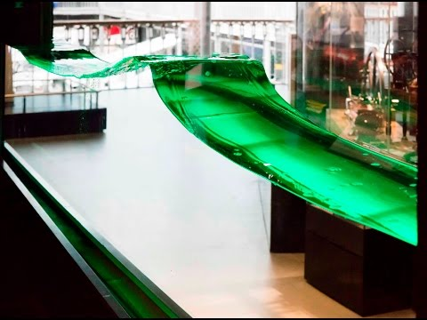 National Museum of Scotland Wave Tank at the Energy Laboratory
