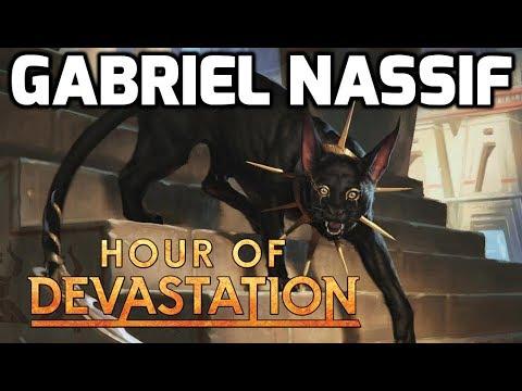 Channel Nassif - Hour of Devastation Draft