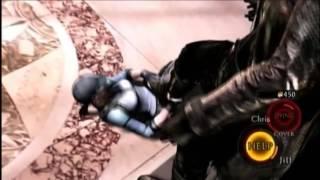 バイオハザード5  AE LOST IN NIGHTMARES HEROS DEAD