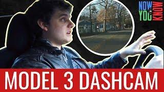 Model 3 Built in Dash-cam? | Model 3 Tip of the Week