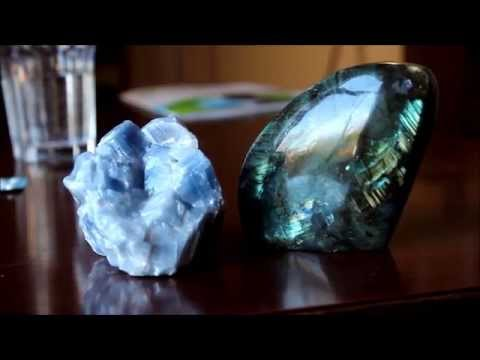 Even more crystals & working with Odin