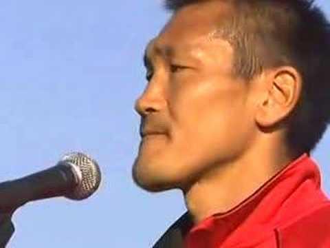 2007 J2: Kyoto Sanga FC  Yutaka Akita, Retirement ceremony