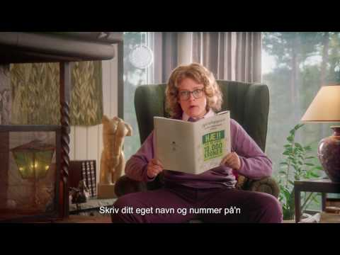 Youtube preview av filmen Hverdagspoesi fra Edel om Returkartonglotteriet