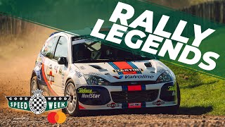 Goodwood SpeedWeek rally super special in full!