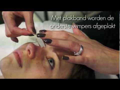 Follow Fashion TV: Wimperextensions