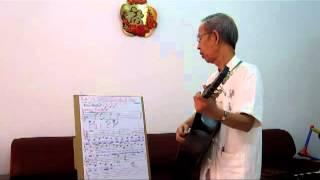 Hoc Guitar bai 13 - Dieu bolero - Mua hoa anh dao