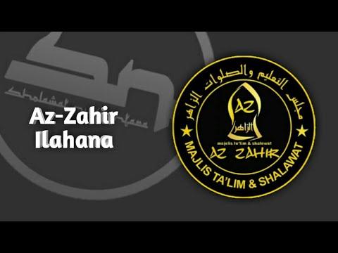 VIDEO LIRIK AZ-ZAHIR - ILAHANA