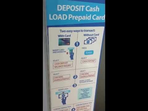 Metrobank ATM Cash Deposit