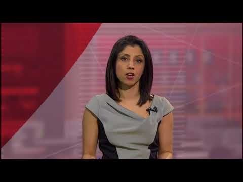 Geeta Pendse BBC East Midlands Today Lunchtime News February 15th 2018