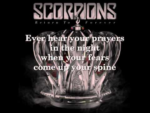 Scorpions - House Of Cards (Lyric video)
