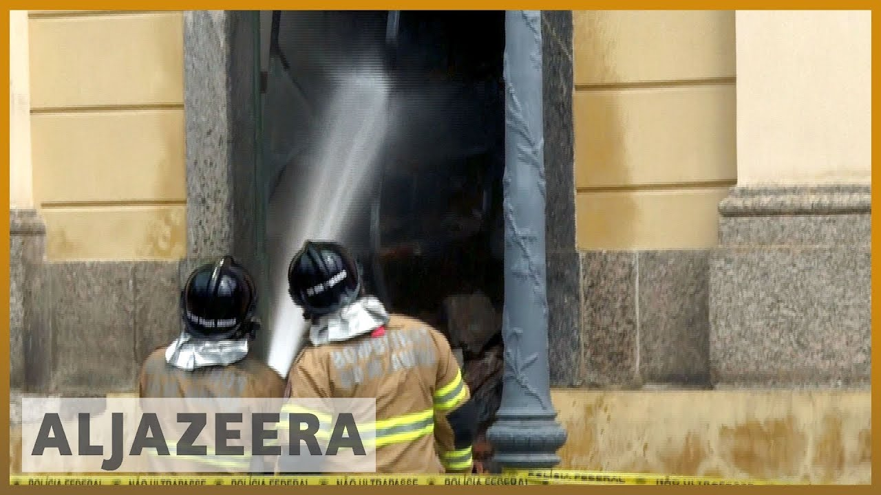UNESCO: Restoring Brazil museum after fire may take years ...
