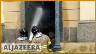 🇧🇷UNESCO: Restoring Brazil museum after fire may take years l Al Jazeera English