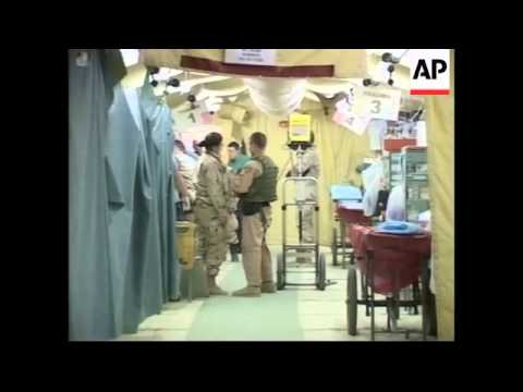 Special Forces soldier wounded in ambush flown to Bagram