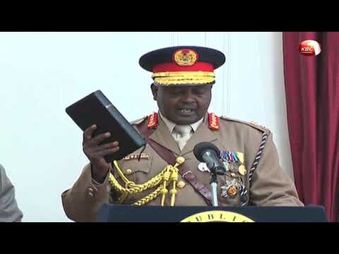 Fatumah Ahmed makes history as first woman to become Major General