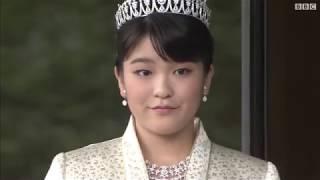 أميرة يابانية تتخلى عن لقبها الملكي لتتزوج شابا من عامة الشعب