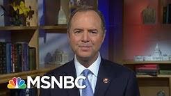 Representative Schiff Reacts To Trump's Jewish Loyalty Remarks | Morning Joe | MSNBC