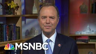 Representative Schiff Reacts To Trump's Jewish Loyalty Remarks   Morning Joe   MSNBC