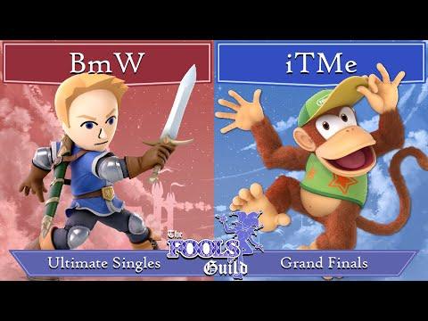 The Fools' Guild II Grand Finals - BmW (Mii Swordfighter, Fox) vs iTMe (Diddy Kong) |