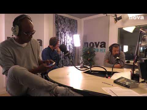 Youtube: La Rumeur et Reda Kateb dans la Nova Book Box