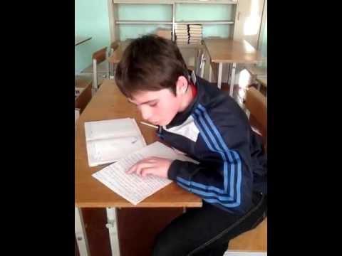 Объяснительная записка директору в Школе....mp4