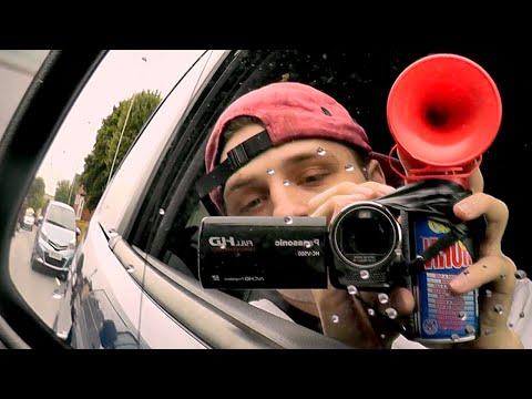 AIR HORN DRIVE-BY'S