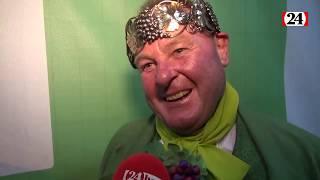 Jean-Daniel Berthet Roi de la Fête des Vignerons
