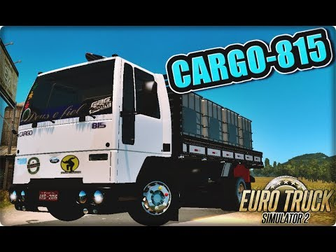 Ford Cargo 815 Chavoso Euro Truck Simulator 2 1 28 Youtube