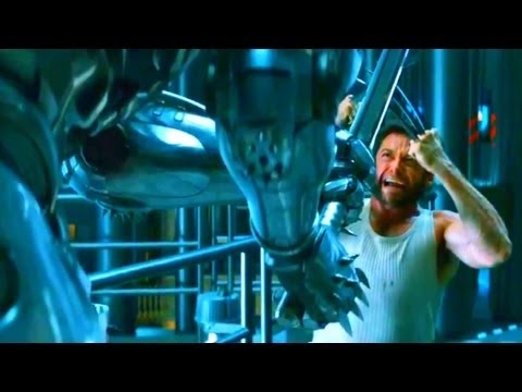 THE WOLVERINE - Official HD Trailer #4 - Hugh Jackman, Marvel Movies, James Mangold