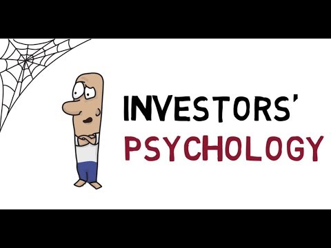Investors' Psychology Explained