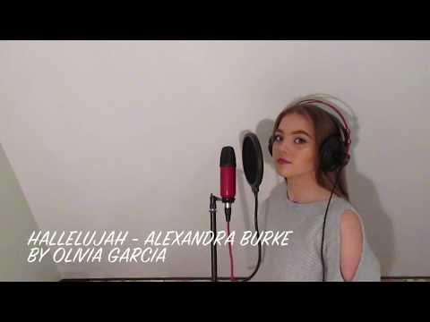 Hallelujah - Alexandra Burke - Cover By Olivia Garcia🎇💖