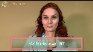 Anger Release with EFT. How to safely and efficiently process anger in an embodied way.