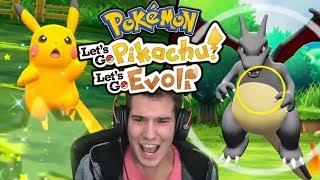 Der ERSTE Shiny-Hunt 2019😍 Pokémon Let's Go Pikachu & Evoli
