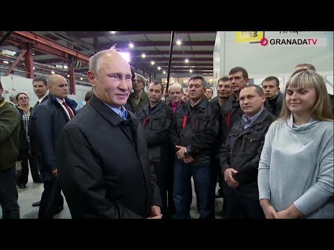 Владимир Путин: «В Челябинске несложно набрать квалифицированные кадры»