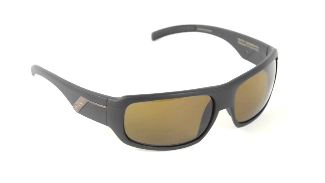 eecdea850e Smith Action Optics Tactic Sunglasses - Polarized - YouTube