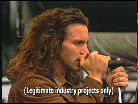 "Pearl Jam ""Jeremy"" Live + Interview 1992 (Reelin' In The Years Archives)"