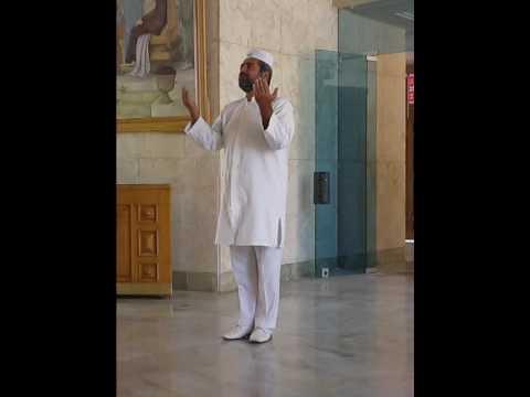 Zoroastrian Temple Prayer in Esfahan