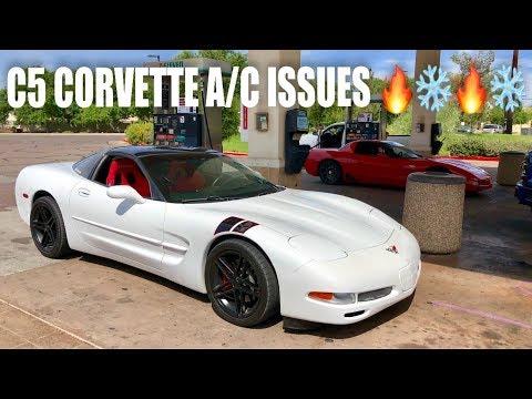 C5 Corvette A/C Issues