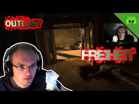 OUTLAST WHISTLEBLOWER - Freiheit «»  Let's Play Outlast Whistleblower
