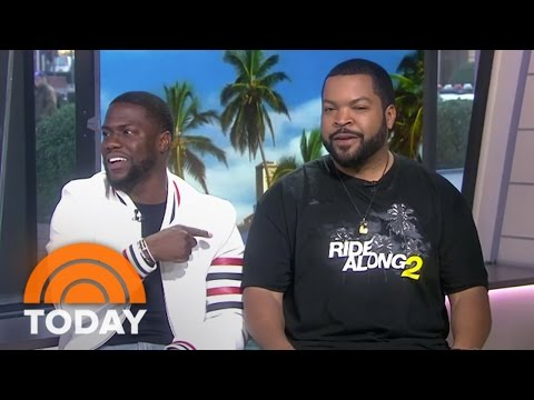 Kevin Hart, Ice Cube Share Confessions On Love, Cheating, Al Roker | TODAY