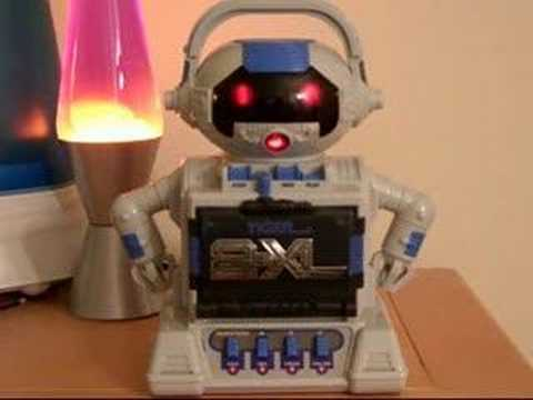 2 Xl Toy Robot Youtube