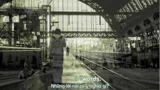 What Are Words || Chris Medina - Lyrics [HD Kara+Vietsub]